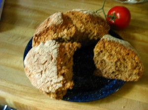 Irish Wheaten Bread 007