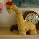 Stuffed Giraffe (4)